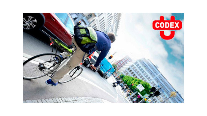 Take part in the Ciclosfera draw and win a Codex-U urban model!